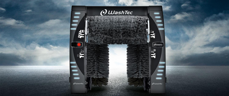 WashTec Waschanlage Dinkelscherben